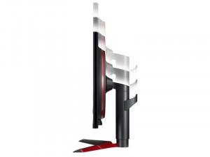 LG 27GN750-B - 27 colos Ultragear™ IPS FHD G-Sync HDR10 Fekete-Piros monitor