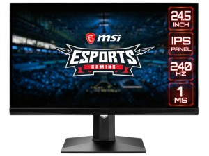 MSI Optix MAG251RX FHD IPS 240Hz Gaming monitor