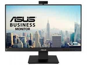 ASUS BE24EQK Business – 23.8 colos, Full HD, IPS, webkamerás Fekete Monitor