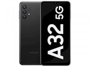 Samsung Galaxy A32 5G 128GB 4GB Dual-Sim Fekete Okostelefon