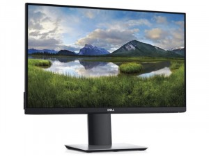 Dell P2421D - 24 colos LED QHD Fekete monitor