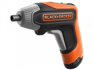 Black&Decker BCF611CK-QW 3.6V gyortöltésű 3.6V marokcsavarozó
