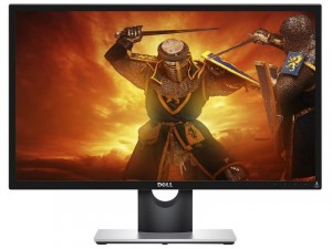 Dell SE2417HGX - 23.6 colos Fekete FHD LCD LED TN Fekete Monitor