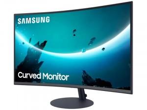 SAMSUNG 23,5 C24T550FDU FHD Ívelt monitor (FreeSync)