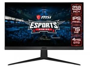 MSI Optix G241V FHD IPS AMD FreeSync Fekete Gaming monitor