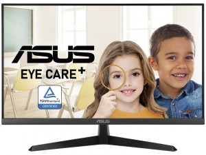 Asus VY279HE - 27 colos IPS FHD FreeSync Fekete monitor
