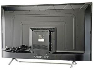 HannSpree HannsG HL407UPB - 40 colos FHD LED TN Fekete Monitor