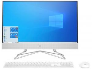 HP 1T0D7EA 21,5 FHD Intel® Core™ i3 Processzor-10100T, 8GB RAM, 256GB SSD, Windows 10 Home All-in-One fehér asztali számítógép