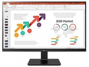LG 27BL650C-B - 27 colos FullHD IPS USB Type-C™ Fekete monitor