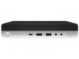 HP EliteDesk 800 G5 DM, Intel® Core™ i5 Processzor-9500, 8GB RAM, 256GB SSD, Win10 Pro asztali számítógép