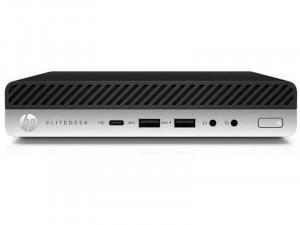 HP EliteDesk 705 G5 DM, AMD Ryzen 5 Pro-3400G, 16GB RAM, 512GB SSD, Win10 Pro asztali számítógép