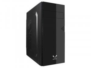 Intensa PC HPC-AMD-SSDG AMD Ryzen 5 3600, 16GB RAM, 512 SSD, FreeDOS, Fekete Asztali Számítógép