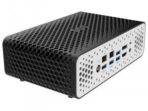 ZOTAC ZBOX-CI622NANO-BE Intel® Core™ i3 Processzor-10110U Barebone Mini Mini Asztali Számítógép