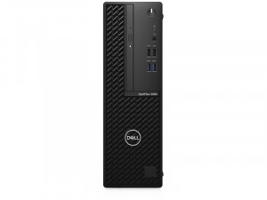 Dell OptiPlex 3000 3080 Intel® Core™ i5 Processzor-10500, 8 GB RAM DDR4, 256GB SSD - Small Form Factor Windows 10 Pro 64-bit Intel® UHD Graphics 630, Fekete Asztali Számítógép
