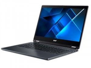 Acer TravelMate TMP414RN-51-55B2 14 colos FHD, Intel® Core™ i5 Processzor-1135G7, 8GB RAM, 512 SSD , Intel® Iris Xe, Kék laptop