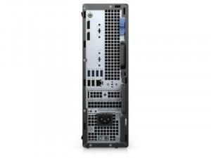 Dell Optiplex 5080SF-4 - i5-10500, 8GB, 256GB SSD, Intel® UHD Graphics 630, Windows 10 Pro Asztali Számítógép