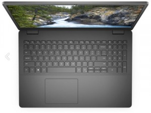 Dell Vostro 3500 15.6 colos FHD, Intel® Core™ i5 Processzor-1135G7 8GB RAM, 256GB SSD, Intel® Iris Xe Graphics, Linux, Fekete notebook