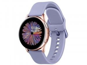 Samsung Galaxy Watch Active 2 R830 40mm Liliom Arany Lila szíjas Okosóra