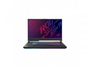 ASUS ROG Strix G712LWS-EV017 17 colos FHD, Intel® Core™ i7 Processzor-10875H, 8GB RAM, 512GB SSD, NVIDIA RTX 2070 Super 8GB, FreeDOS Fekete Laptop