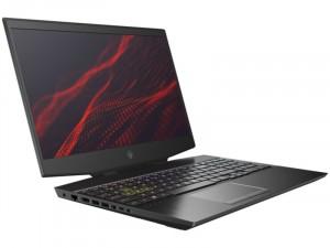 HP Omen 15-dh1005nh 15,6 colos FHD, Intel® Core™ i7 Processzor-10750H, 16GB RAM, 512GB SSD, NVIDIA RTX 2060 6GB, FreeDOS, Fekete laptop