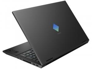HP Omen 15-ek0003nh 15,6 colos FHD, Intel® Core™ i7 Processzor-10750H, 16GB RAM, 512GB SSD, NVIDIA RTX 2060 6GB, FreeDOS, Fekete laptop