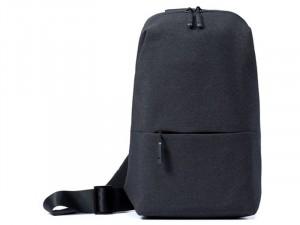 Xiaomi Mi City Sling Bag - Sötét szürke - Vállpántos hátizsák