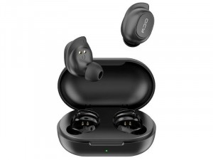 Xiaomi QCY-0047 T9 True Wireless Bluetooth Fekete fülhallgató