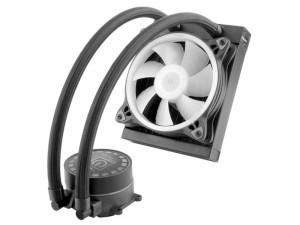 LC Power LC-CC-120-LICO-ARGB Cosmo Cool - Vízhűtés/univerzális - Processzorhűtő
