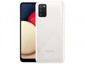 Samsung Galaxy A02s A025 32GB 3GB Dual-Sim Fehér Okostelefon