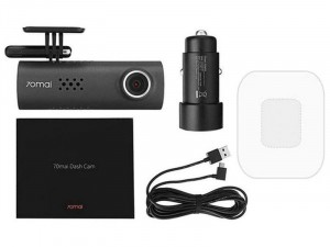 Xiaomi 70mai Smart Dash Cam 1S fekete menetrögzítő kamera