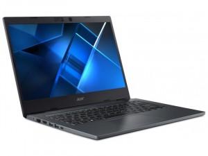 Acer TravelMate TMP414-51-75L8 14 colos FHD, Intel® Core™ i7 Processzor-1165G7, 16GB RAM, 512GB SSD, Integrált Videokártya, Kék laptop