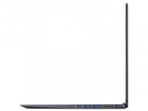 Acer TravelMate TMX514-51-73NY 14 colos FHD, Intel® Core™ i7 Processzor-8565U, 16GB RAM, 512GB SSD, Integrált Videokártya, Fekete laptop