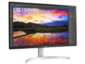 LG 32UN650-W - 31.5 colos 4K IPS HDR10 Fehér-Szürke monitor