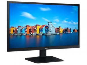 Samsung S22A330NHU - 22 colos FHD VA LED Fekete monitor