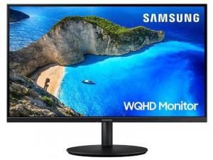 Samsung LF27T700QQUXEN - 27 colos WQHD IPS Fekete monitor