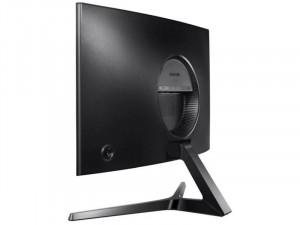 Samsung C24RG50FQR - 23.5 colos VA LED 144Hz Ívelt kijelzős Kék-Szürke Gamer monitor