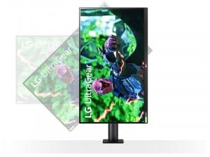 LG 27GN880-B - 27 colos Ultragear™, QHD, Nano IPS, AMD FreeSync, G-Sync, Ergonomikus Gamer Fekete monitor