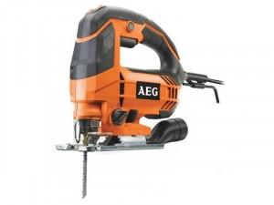 AEG 700 W szúrófűrész, 1 x fűrészlap, felszakadás gátló - STEP 100