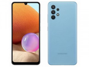 Samsung Galaxy A32 128GB 4GB LTE Dual-Sim Kék Okostelefon