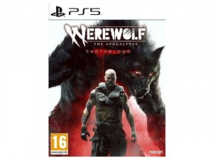 Werewolf The Apocalipse - Earthblood (PS5)