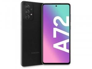 Samsung Galaxy A72 LTE Dual-Sim 128GB 6GB Fekete Okostelefon
