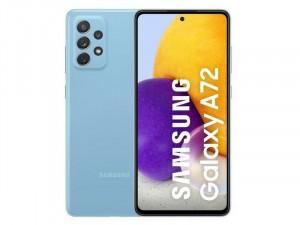 Samsung Galaxy A72 LTE Dual-Sim 128GB 6GB Kék Okostelefon