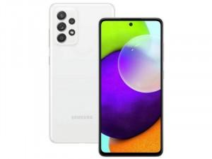 Samsung Galaxy A72 LTE Dual-Sim 128GB 6GB Fehér Okostelefon
