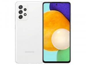 Samsung Galaxy A52 LTE Dual-Sim 256GB 8GB Fehér Okostelefon