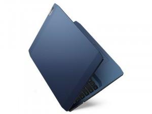 Lenovo Gaming 3 15IMH05 81Y400UYHV 15,6 colos FHD, Intel® Core™ i5 Processzor-10300H, 16GB RAM, 256GB SSD, NVIDIA GTX 1650Ti 4GB, FreeDOS Kék laptop