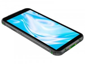 Blackview BV5100 64GB 4GB Dual-Sim Fekete-Zöld Okostelefon