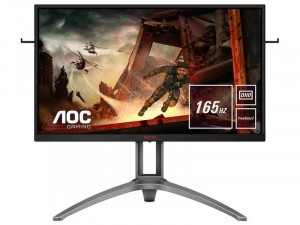 AOC AG273QX - 27 colos 165Hz QHD VA WLED DisplayHDR 400 Szürke monitor