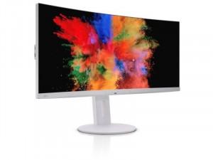 Fujitsu DISPLAY P34-9 UE - 34 colos Ultra Narrow IPS AMD FreeSync Fehér monitor