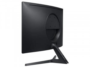 Samsung C27RG50FQR - 27 colos 240Hz Ívelt VA FHD Fekete-Sötét Kék monitor
