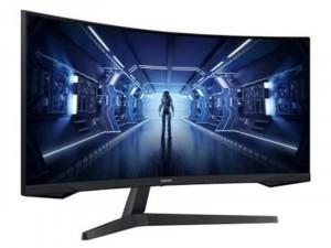 Samsung Odyssey G5 C34G55TWWR - 34 colos Ívelt HDR 165Hz FreeSync WQHD VA 1000R Gaming monitor